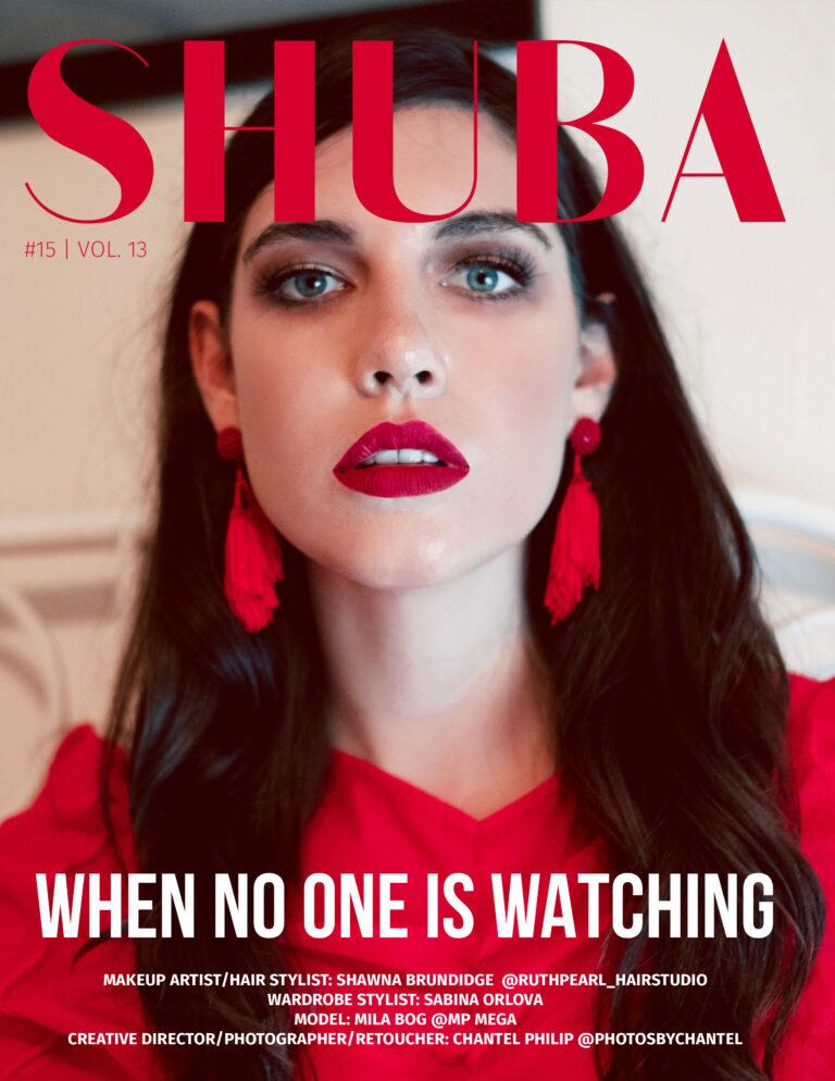 SHUBA MAGAZINE #15 VOL. 13-1